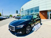 2017 Infiniti Q60 Coupe 3.0t Technology Package