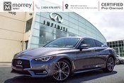 2018 Infiniti Q60 2.0 PURE ULTRA LOW KMS NO ACCIDENTS