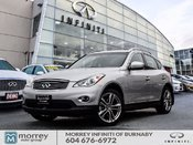 2014 Infiniti QX50 Premium Navigation Package