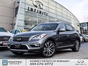 2017 Infiniti QX50 Premium Package - Ex Demo