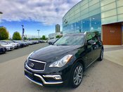 2017 Infiniti QX50 AWD Technology Pkg Fleet Cancellation Special!