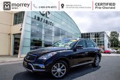 2017 Infiniti QX50 LEATHER BLUETOOTH NO ACCIDENTS!
