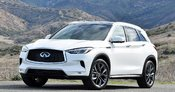 2019 Infiniti QX50 Sensory Package YEAR END DEMO SALE!!!