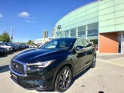 2019 Infiniti QX50 ProActive Sensory Package Demo Special!