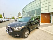 2014 Infiniti QX60 Deluxe Touring Package