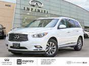 2015 Infiniti QX60 PREMIUM NAVIGATION ULTRA LOW KMS!