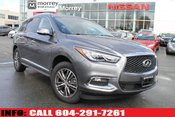 2017 Infiniti QX60 PREMIUM NAVIGATION LOW KMS NO ACCIDENTS