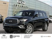 2018 Infiniti QX80 8-Passenger YEAR END DEMO SALE! Last One!