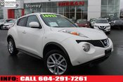 2013 Nissan Juke SL LEATHER NAVIGATION LOW KMS