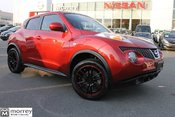 2014 Nissan Juke SL CVT LEATHER NAVIGATION