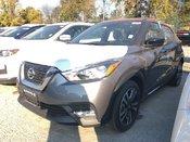 2018 Nissan KICKS SV CVT