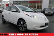 2015 Nissan Leaf SV  LOW KMS