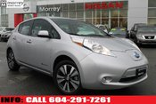 2015 Nissan Leaf SV NAVIGATION LOW KMS