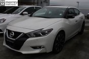 2018 Nissan Maxima SR LEATHER NAVIGATION ONLY 50 KMS!