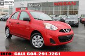 2015 Nissan Micra S AUTO LOW KMS NO ACCIDENTS