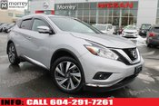 2016 Nissan Murano PLATINUM NAVIGATION LOW KMS