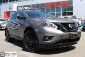 2018 Nissan Murano SL MIDNIGHT MANAGERS DEMO SAVE BIG $