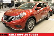 2018 Nissan Murano SV AWD SUNROOF HUGE SAVINGS!