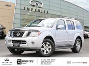 2012 Nissan Pathfinder SV 4X4 AUTO 3RD ROW SEATING!