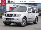 2012 Nissan Pathfinder LE LEATHER SUNROOF LOADED