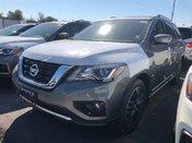2018 Nissan Pathfinder Platinum V6 4x4 at
