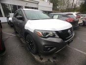 2019 Nissan Pathfinder SV Tech