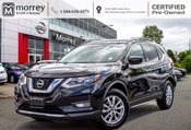 2018 Nissan Rogue SV AWD SUNROOF LOW KMS NO ACCIDENTS!