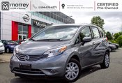 2015 Nissan Versa Note SV CVT AUTO BACKUP CAMERA SALE PRICED!