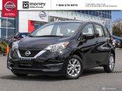 2018 Nissan Versa Note SV CVT AUTO DEMO LOW KMS!