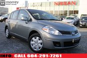2007 Nissan Versa S AUTO NO ACCIDENTS