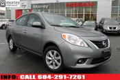 2013 Nissan Versa SL AUTO GREAT ON GAS