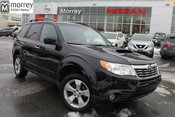 2010 Subaru Forester 2.5XT LIMITED LEATHER NAVIGATION