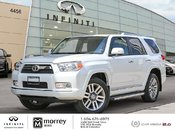 2012 Toyota 4Runner SR5 LIMITED NAVIGATION 7 SEATER