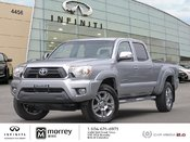 2015 Toyota Tacoma LIMITED DOUBLE CAB LEATHER NO ACCIDENTS!