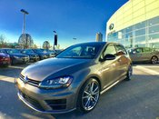 2017 Volkswagen Golf R Techonology Plus Package
