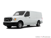 2018 Nissan NV 2500 Cargo S V6 High Roof