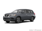 2019 Nissan Pathfinder S V6 4x4 at