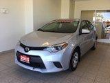 2015 Toyota Corolla 4dr Sdn Auto CE