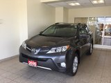 2015 Toyota RAV4 AWD 4dr Limited