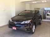2015 Toyota RAV4 FWD 4dr LE