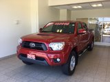 2015 Toyota Tacoma 4WD Double Cab V6 Auto