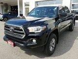 2017 Toyota Tacoma 4WD Double Cab V6 Auto SR5