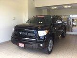 2016 Toyota Tundra 4WD Crewmax 146 5.7L Platinum