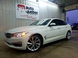 BMW 3 Series Gran Turismo 328i xDrive / Navy / Cam Recul / Toit Pano / 2014 Jamais Accidenté / Garantie 1 An ou 15000 km GMP / Inclus