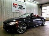 BMW 4 Series 435i Décapotable / M-SPORT+PREMIUM+GPS 2014 Jamais Accidenté / Garantie 1 An ou 15 000 km GMP / Inclus