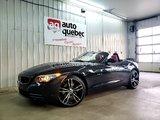 BMW Z4 SDrive30i / Manuel / Toit Rigide / Bas Kilo 2009 Garantie 1 An ou 15 000 km GMP / Inclus