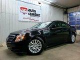 Cadillac CTS 4 AWD / Toit Pano / V6 3.0L 270 HP 2012 Garantie 1 An ou 15 000 km GMP / Inclus