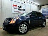 Cadillac SRX Luxury / Toit Pano / Navy / Jamais Accidenté 2015 Garantie Cadillac 14 Aout 2020 ou 110 000 km GMP