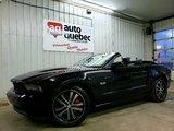 Ford Mustang GT Décapotable V8 5.0L 412HP / Jamais Accidenté 2012 Garantie 1 An ou 15 000 km GMP / Inclus
