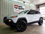 Jeep Cherokee Trailhawk / Toit Pano / Cuir / Cam Recul 2016 Jamais Accidenté / Garantie Jeep 22/02/2021 ou 100 000 km GMP